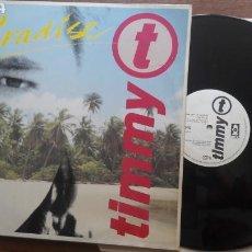 Discos de vinilo: TIMMY PARADISE JAZZ REMIX. Lote 126787642