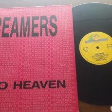 Discos de vinilo: DREAMERS PIANO HEAVEN. Lote 126791567