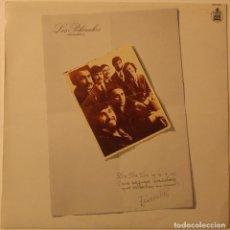 Discos de vinilo: LOS PEKENIKES...SS. SS. SS. Q. E. S. M. (MUSICOS) (HISPAVOX ?1983.) SPAIN.. Lote 126812803