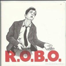 Disques de vinyle: R.O.B.O. EP SOLO PARA PUNKS 2012. Lote 126813883