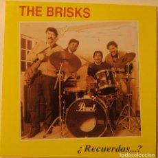 Discos de vinilo: THE BRISKS.. ¿ RECUERDAS...? (EL COCODRILO RECORDS ??1994 )SPAIN.. Lote 126814131
