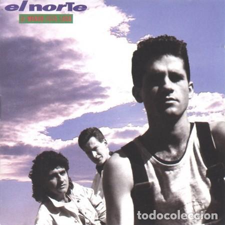 EL NORTE ?– EL MUNDO ESTÁ LOCO (ED.: ESPAÑA, 1990) (Música - Discos - LP Vinilo - Grupos Españoles de los 90 a la actualidad)