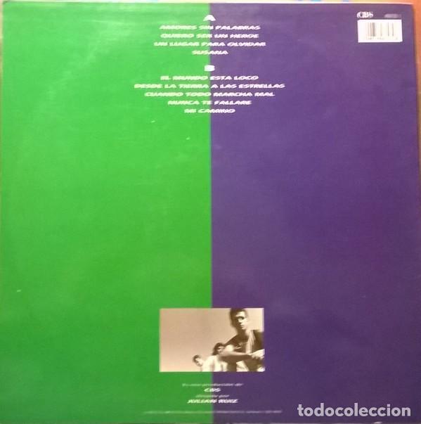 Discos de vinilo: El Norte ?– El Mundo Está Loco (ed.: España, 1990) - Foto 2 - 126828063
