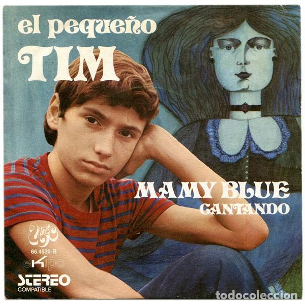 EL PEQUEÑO TIM ?– MAMY BLUE (ED.: ESPAÑA, 1971) (Música - Discos - Singles Vinilo - Música Infantil)