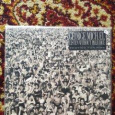 Discos de vinilo: LP GEORGE MICHAEL- LISTEN WITHOUT PREJUDICE, 1990.. Lote 126858286