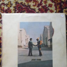 Disques de vinyle: LP PINK FLOYD- WISH YOU WERE HERE, (J 066-96918), 1975.. Lote 126862716