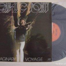 Discos de vinilo: JEAN-LUC PONTY - IMAGINARY VOYAGE - LP ESPAÑOL 1976 - ATLANTIC. Lote 126898263