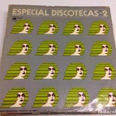 Discos de vinilo: ESPECIAL DISCOTECAS--2--CON RUMBA 3,LOS CHORBOS..... Lote 126903331