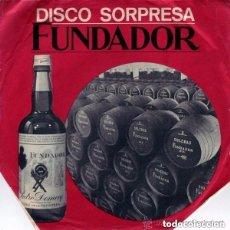 Discos de vinilo: FUNDADOR 10.179 - KARINA / LOS ANGELES / MIGUEL RÍOS - EP 1969. Lote 126938583
