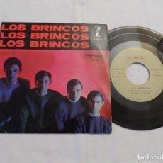 Discos de vinilo: LOS BRINCOS – FLAMENCO +3. Lote 126962819