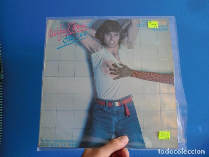 MIGUEL BOSE,( CHICAS 1979) MAXI 414 (Música - Discos de Vinilo - Maxi Singles - Solistas Españoles de los 70 a la actualidad)