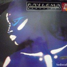 Discos de vinilo: RAY LEMA-NANGADEEF. Lote 126991975