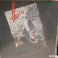 Discos de vinilo: LP. HELPLESS - RACING INTO THE FUTURE TRC 0008. Lote 127037807