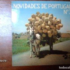 Discos de vinilo: TUDELLA - NOVIDADES DE PORTUGAL Nº 3 - BALADA PARA D. INES + FUI TER COM A MADRUGADA +2. Lote 127144407
