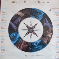 Discos de vinilo: LP - THE NITTY GRITTY DIRT BAND AND OTHERS - WILL THE CIRCLE BE UNBROKEN VOL. TWO. Lote 127148843