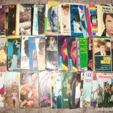 Discos de vinilo: DISCOS (L-04) (LOTE DE 100 DISCOS SINGLES DIFERENTES) TODOS LOS ESTILOS. Lote 127150863