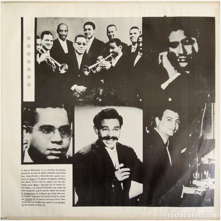 Discos de vinilo: VVAA - La mas alegre música tropical del Caribe - Triple Lp Mexico 1970 - Orfeon LP-JM-83 - Foto 12 - 127173295