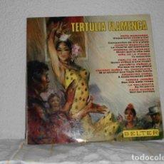 Discos de vinilo: TERTULIA FLAMENCA LP FOSFORITO PEPE MARCHENA NIÑA DE LA PUEBLA PORRINA DE BADAJOZ. Lote 127191835