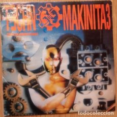Discos de vinilo: TECHNOMAKINITA – 3 - SINGLE PROMO SPAIN 1992. Lote 127214963