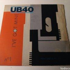 Discos de vinilo: UB40 - I'VE GOT MINE. Lote 127260567