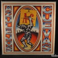 Discos de vinilo: AZULEJOS CUEVAS - AZULEJOS CUEVAS - LP. Lote 127290767