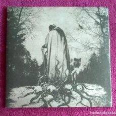 Discos de vinilo: TULUS - BIOGRAPHY OBSCENE 12'' LP GATEFOLD NUEVO Y PRECINTADO - BLACK METAL. Lote 127356359