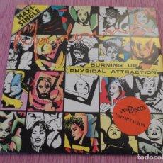 Discos de vinilo: MADONNA - BURNING UP (GERMANY 1983). Lote 127436019