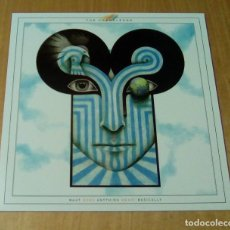 Discos de vinilo: THE CHAMELEONS - WHAT DOES ANYTHING MEAN? BASICALLY (LP REEDICION) NUEVO. Lote 194589240