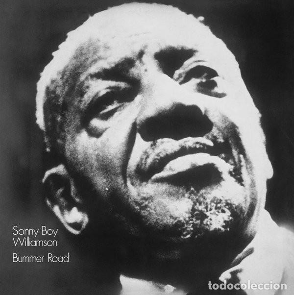 SONNY BOY WILIAMSON * LP HQ VIRGIN VINYL 140G * BUMMER ROAD * LTD PRECINTADO!! (Música - Discos - LP Vinilo - Jazz, Jazz-Rock, Blues y R&B)