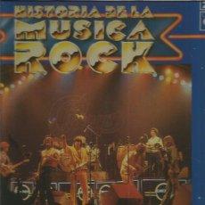 Discos de vinilo: CHICAGO HISTORIA MUSICA ROCK. Lote 127449215