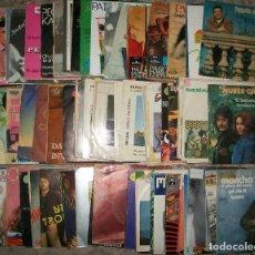 Discos de vinilo: DISCOS (L-08) (LOTE DE 100 DISCOS SINGLES DIFERENTES) TODOS LOS ESTILOS. Lote 127452531