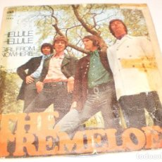 Discos de vinilo: SINGLE THE TREMELOES. HELULE, HELULE. GIRL FROM NOWHERE. CBS FESTIVAL 1968 SPAIN (PROBADO Y BIEN). Lote 127458255