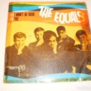 Discos de vinilo: SINGLE THE EQUALS. I WON'T BE THERE. FIRE. TEMPO 1967 SPAIN (PROBADO Y BIEN). Lote 127458447