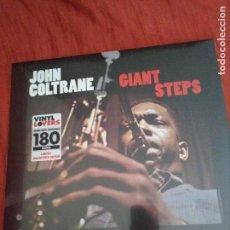 Discos de vinilo: COLTRANE GIANT STEPS LP. Lote 127441571