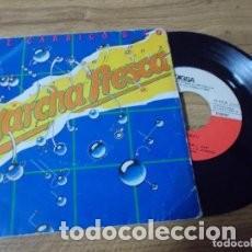 Discos de vinilo: JOE GARRIGO & CO los dos singles,movida barcelona ,carlos segarra,historias de un pasota,marcha fres - Foto 2 - 127470515