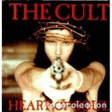 Discos de vinilo: THE CULT -HEART OF SOUL-4 TEMAS ,EDICION LIMITADA. Lote 127471355