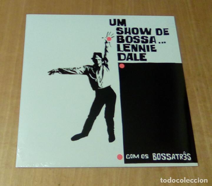 LENNIE DALE - UM SHOW DE BOSSA (LP 2015, ED. LIMI. DOXY ACV2051) PRECINTADO (Música - Discos - LP Vinilo - Jazz, Jazz-Rock, Blues y R&B)