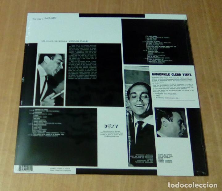 Discos de vinilo: LENNIE DALE - Um Show de Bossa (LP 2015, Ed. Limi. DOXY ACV2051) PRECINTADO - Foto 2 - 127486067