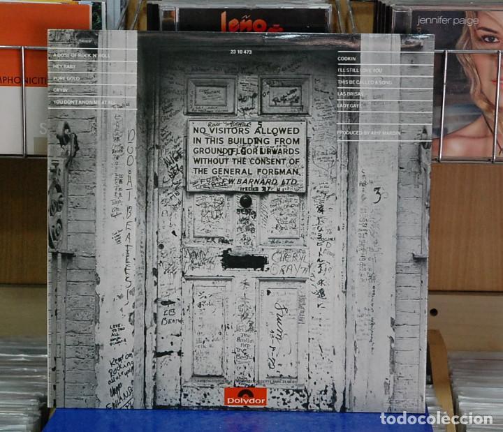 Discos de vinilo: Ringo Starr. Ringo's rotogravure. Polydor 1976, ref. 23 10 473. LP - Foto 2 - 127488071