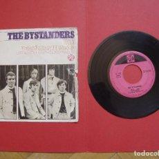 Discos de vinilo: VINILO SINGLE: THE BYSTANDERS (98.6) PYE (HISPAVOX), 1967. ¡ORIGINAL! COLECCIONISTA. Lote 127499503