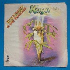 Discos de vinilo: BOB MARLEY - KAYA. Lote 127500167