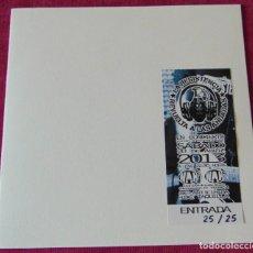 Discos de vinilo: LA RESISTENCIA - MAXISINGLE EDICION EXCLUSIVA. Lote 127500687
