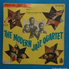 Discos de vinilo: THE MODERN JAZZ QUARTET - '' APUNTE N.º 9 (CUE 9). Lote 127502147