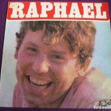 Discos de vinilo: RAPHAEL LP 1968 - LA VOZ DE SU AMO - BANDA SONORA DE EL GOLFO - EDICION ESPAÑOLA. Lote 127504103