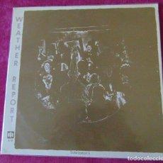 Discos de vinilo: WEATHER REPORT - SOLARIZATION'S - RARO LP EN DIRECTO PRODUCTIONS ALLIED. Lote 127507983