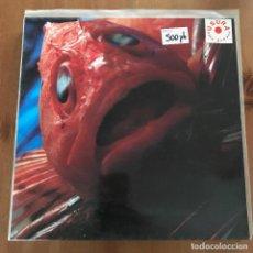 Discos de vinilo: USURA - HAKE ROMANA - LP ELEFANT 1993. Lote 127518891
