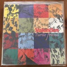Discos de vinilo: VALENDAS - TURTLE FRIEND - LP MUNSTER 1991. Lote 127519131