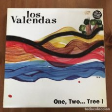 Discos de vinilo: VALENDAS - ONE, TWO... TREE! - LP MUNSTER 1993. Lote 127519279