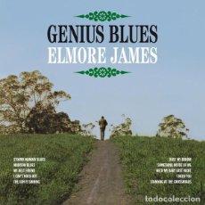 Discos de vinilo: ELMORE JAMES * LP HQ VIRGIN VINYL 140G * GENIUS BLUES * RARE * LTD PRECINTADO!!. Lote 127532167