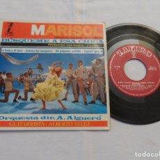 Discos de vinilo: MARISOL - BUSQUEME A ESA CHICA +3. Lote 127540179
